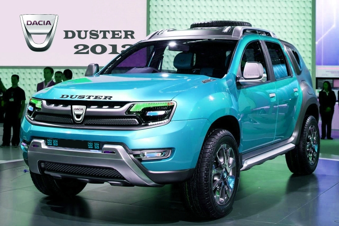 Duster Facelift