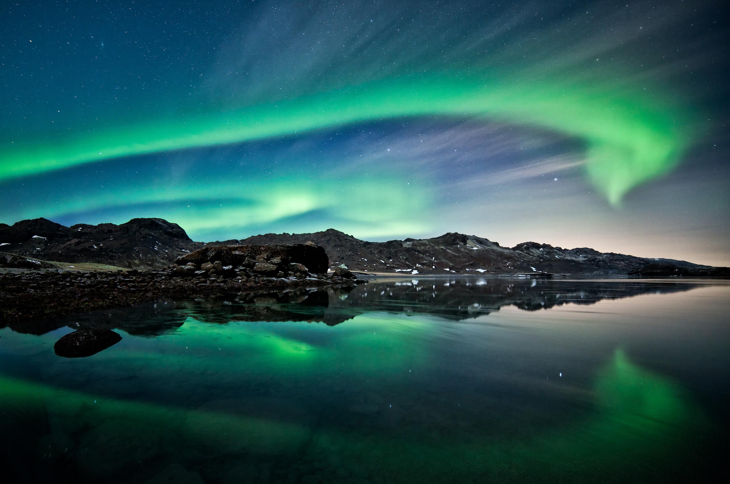 Imagini pentru aurora boreala