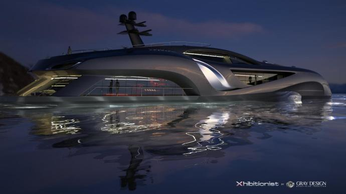 Gray-Design-Xhibitionist-yacht-and-Xhibit-G-car-2